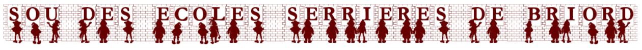 SOU DES ECOLES SERRIERES DE BRIORD Logo